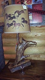 Horn Mountain Living Western Home Furnishings Hand